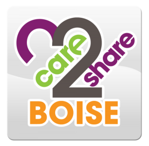 Logo for Care 2 Share Boise